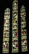 Chancel window 6