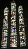 Chancel window 7